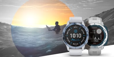 SOLAR POWERED SMARTWATCHES