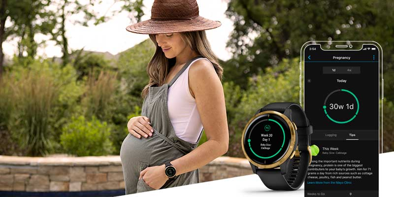 Pregnancy Tracking Garmin Connect