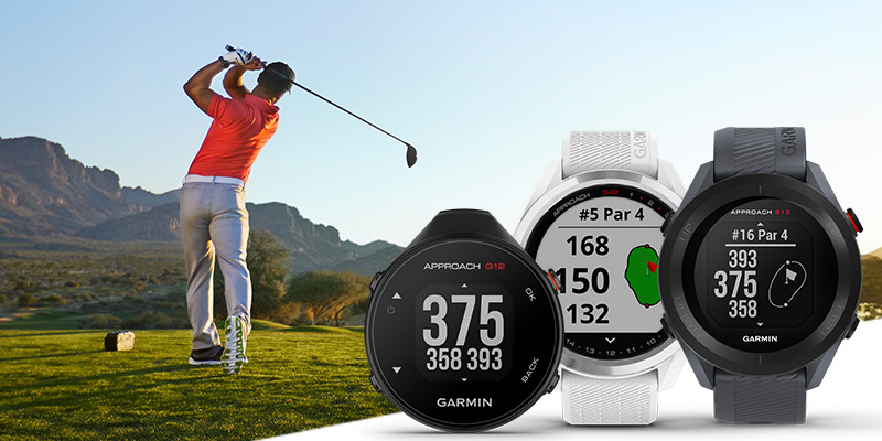 New GPS Golf Devices